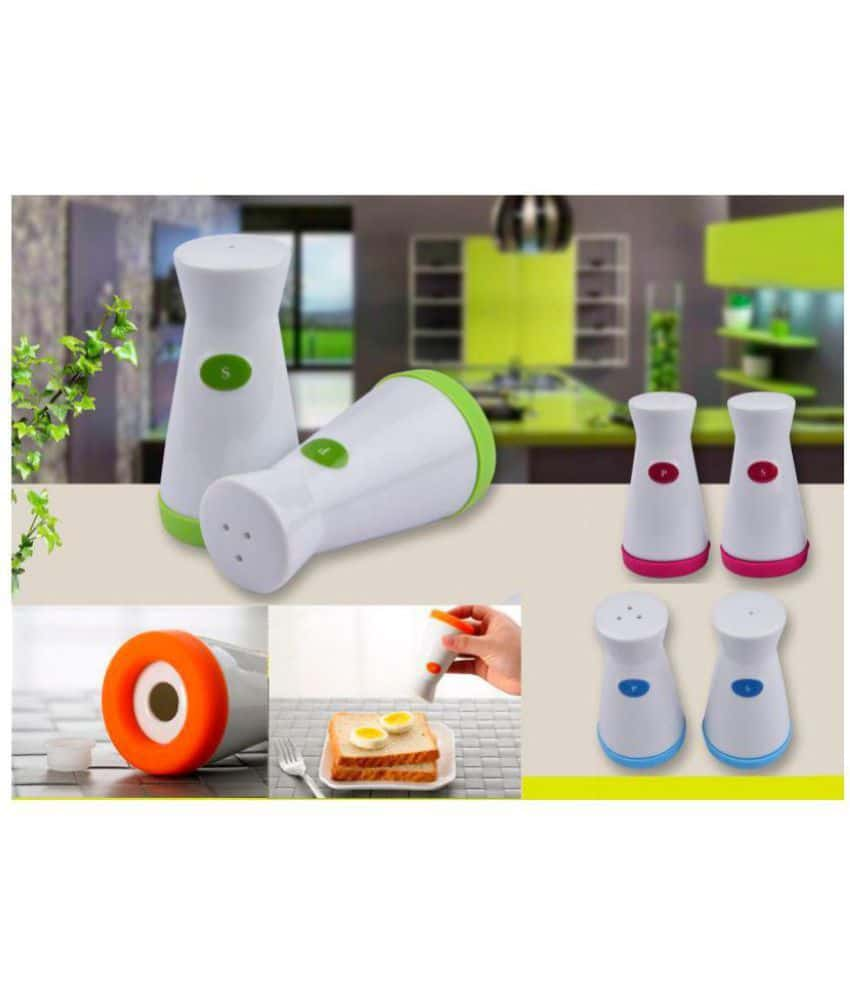 anti-slip-salt & pepper ceramic-shaker