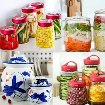 Trendy Pickle Jars For Your Dining